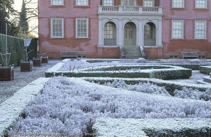 Queen Anne's garden