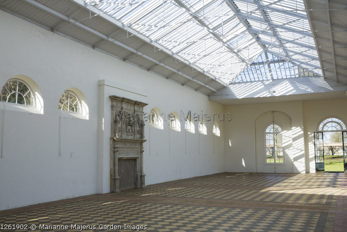 Interior of the Orangery