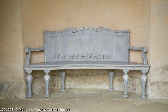 Bench on Praeneste Terrace
