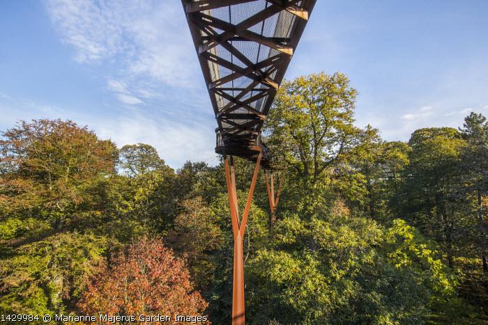 Treetop Walkway at Kew Gardens