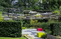 Suspended plants, 'Points de suspension'