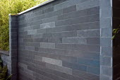 Slate wall water feature