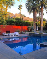 Garden in Palm Springs designed by Steve Martino