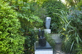 'Six Forms (2 x 3)' and 'Poised Form' by Barbara Hepworth