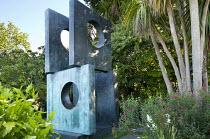 Four-Square Walk Through by Barbara Hepworth