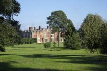 View across park to Sandringham House