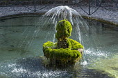 Mossy fountain