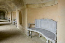 Praeneste Terrace, bench