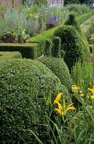 Snail topiary