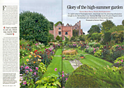 Glory of the high-summer garden Country Life 1st August 2012