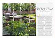 Perfectly formed Gardens Illustrated March 2014