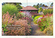 New Horizons Gardens Illustrated August 2013