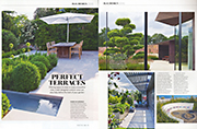 Perfect Terraces Homes and Gardens August 2015