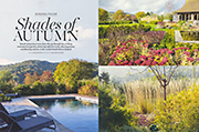 Shades of Autumn Homes and Gardens October 2015