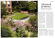 Gardens Illustrated - Lynne Marcus