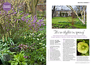 It's so idyllic in spring Garden Answers March 2018
